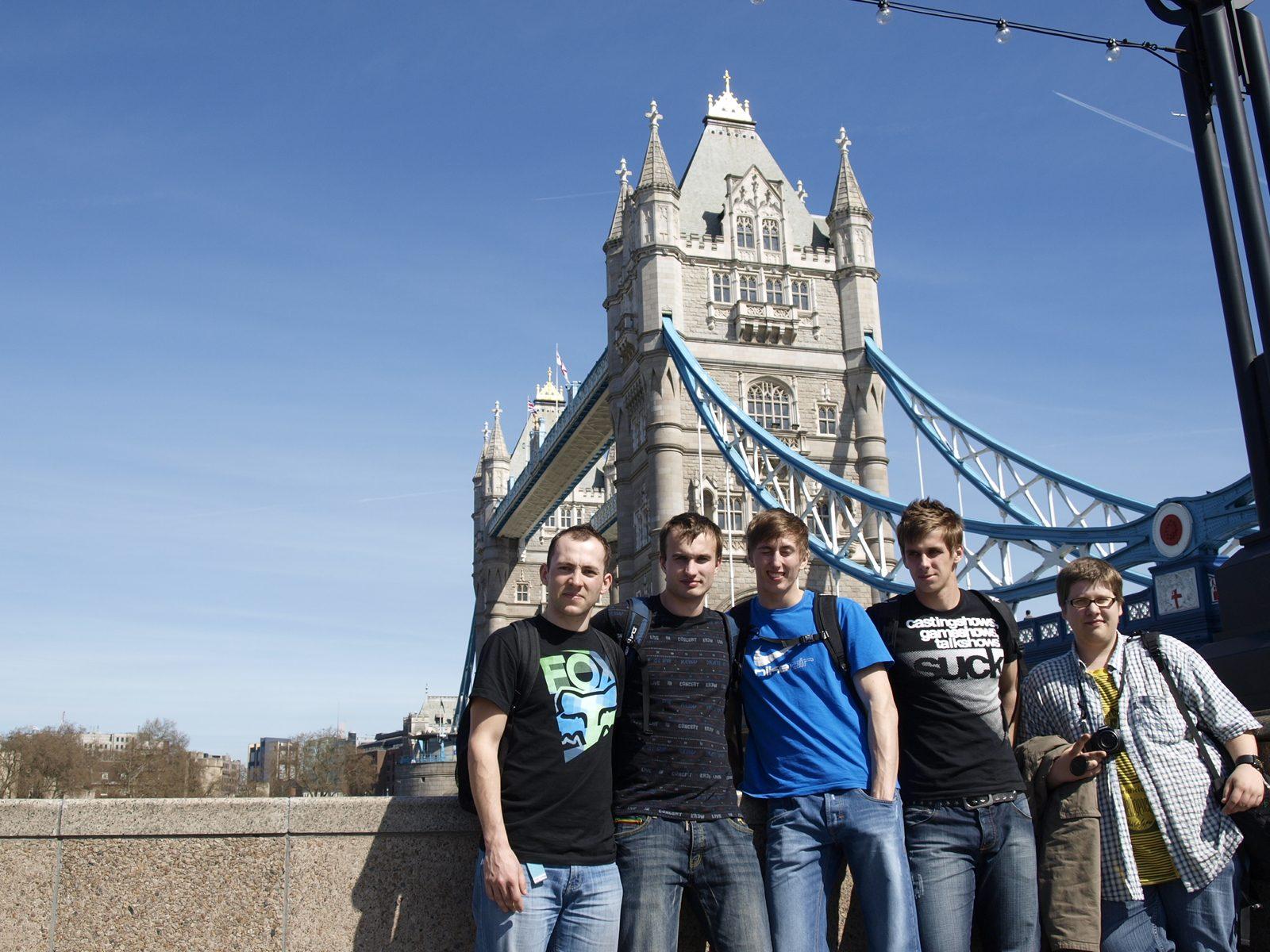 Londýn a Anglie - poznávací zájezd pro žáky