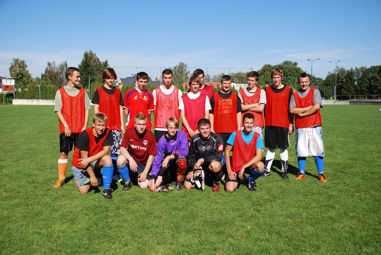 Fotbal VI.A 2012