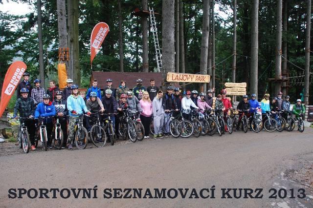 Sportovní seznamovací kurz - Plasnice 2013