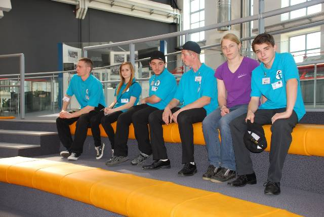 Studentský tým v soutěži Formule 1 ve školách opět bodoval
