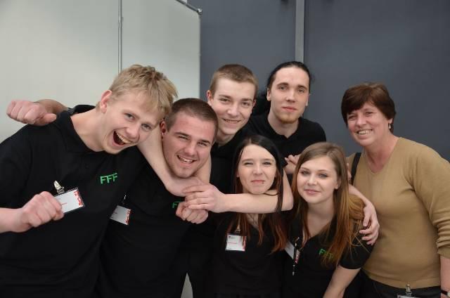 Studenti technických oborů velice úspěšní v soutěži Formule 1 ve školách
