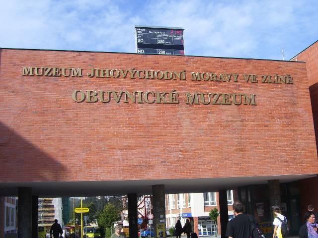 Exkurze do Obuvnického muzea ve Zlíně