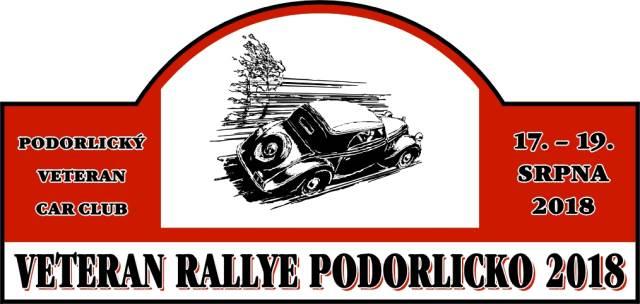 Veteran rallye Podorlicko 2018 - pozvánka