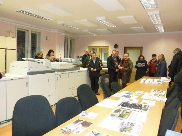 Návštěva delegace z Polské republiky
