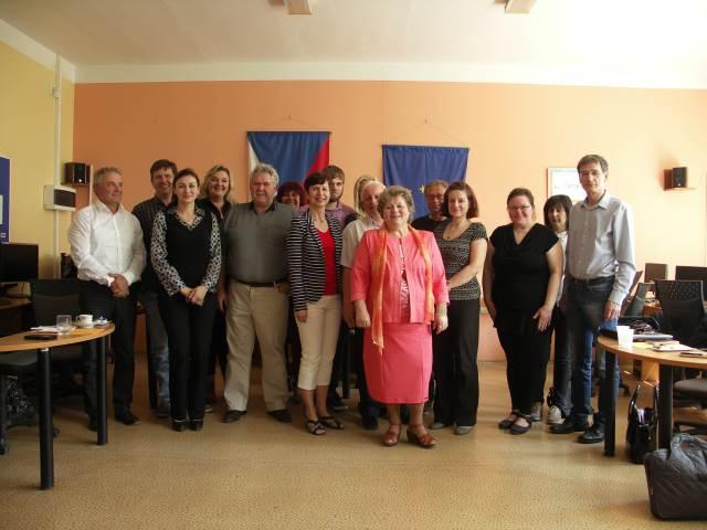 Setkání pedagogických týmů partnerských škol