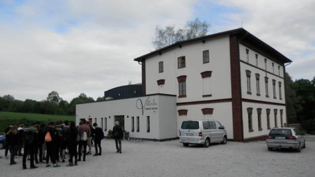 Herecké muzeum Viktorka a Tomáš Magnusek patřili našim studentům - článek na Novinky.cz