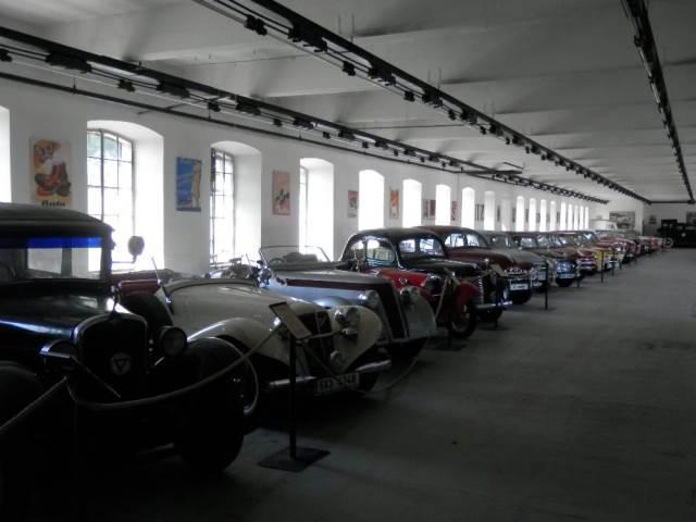 Vyrazili jsme do Muzea starých strojů a technologií v Žamberku